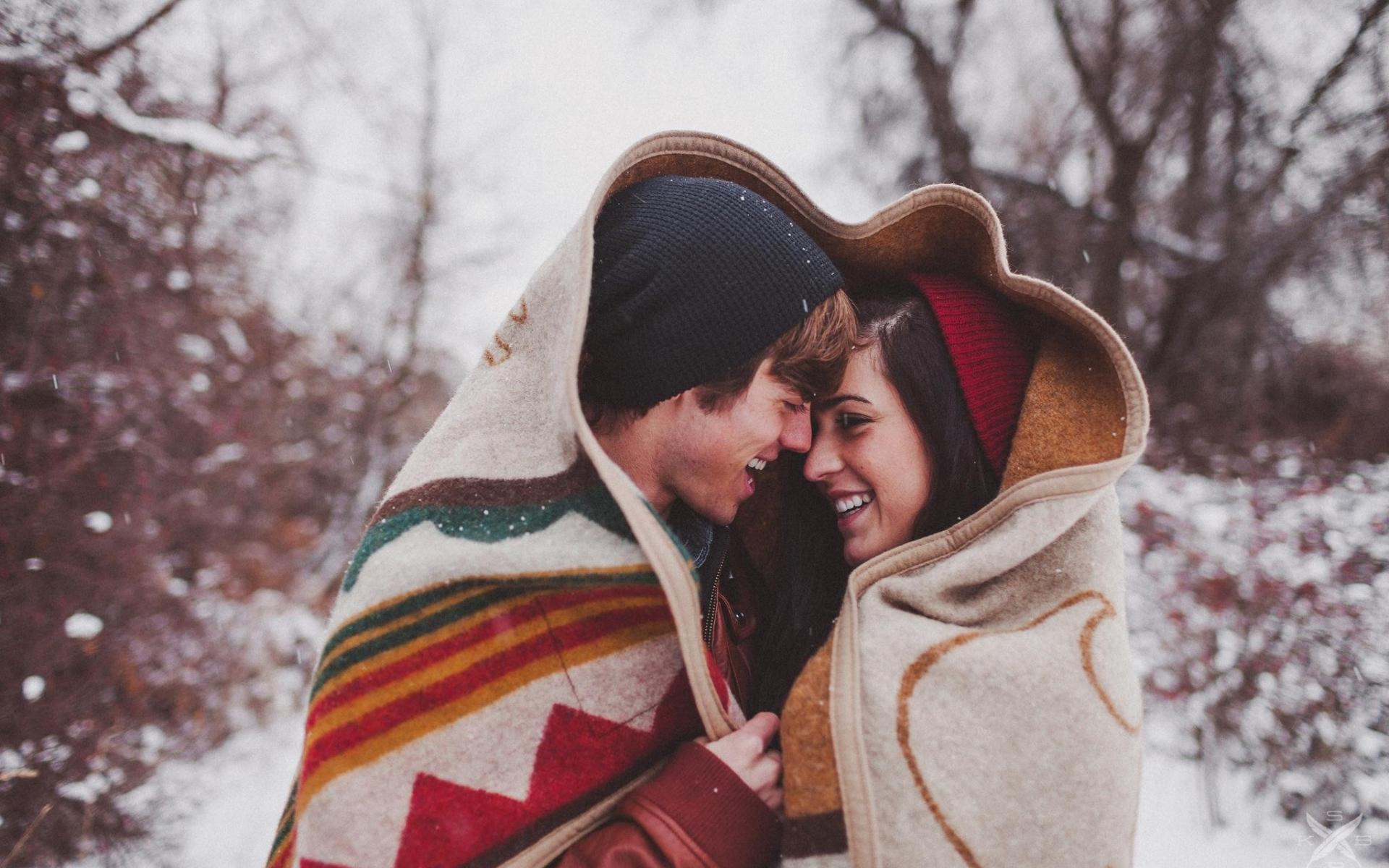 супруги счастливы